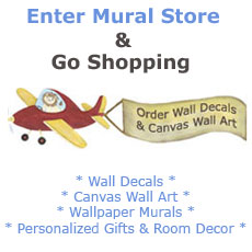Enter Wall Mural Store - Shop Now