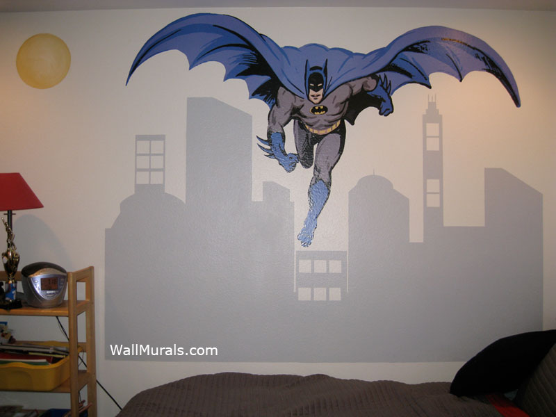 Wall Murals For Boys Boys Room Wall Murals By Colette